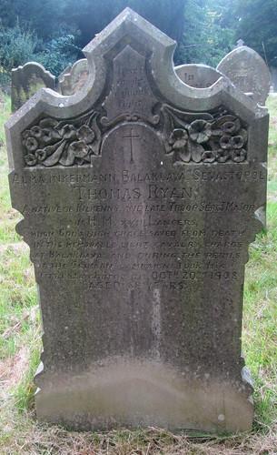 Crimean War Grave