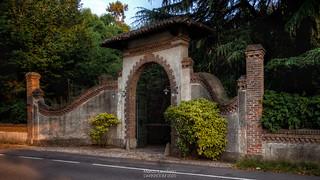 Porto d'Adda, Villa Carlotta