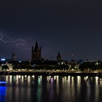 12. August 2020 - 2:09 - Cologne Lightning