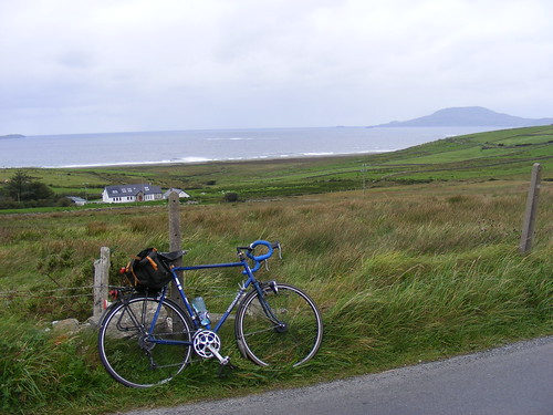 Mayo coast road