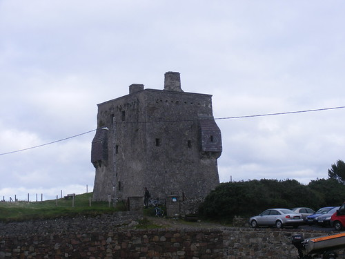 O'Malley Tower House, Clare Island