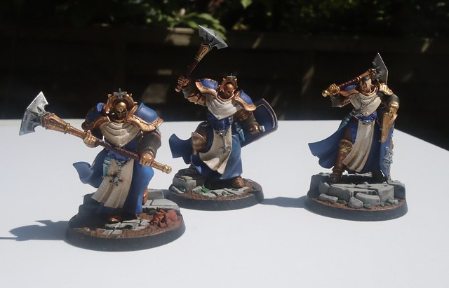 My first minis