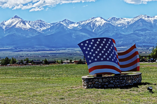 westcliffe mountains sangredechristorange colorado landscapes scenics usflag flag