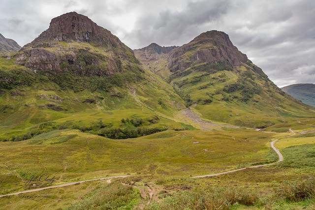 Armchair Traveling - The Scottish Highlands