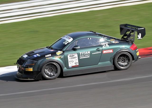 #24 ATT Racing Audi TT MkI Time Attack Brands Hatch