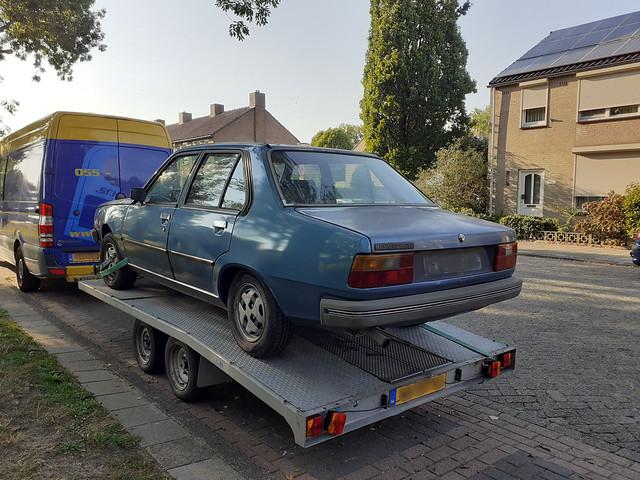 Renault 18 GTD 1981-1983