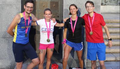 Ostravské olympijské běhy ovládli Kašná, Filip, Legerská a Ručka