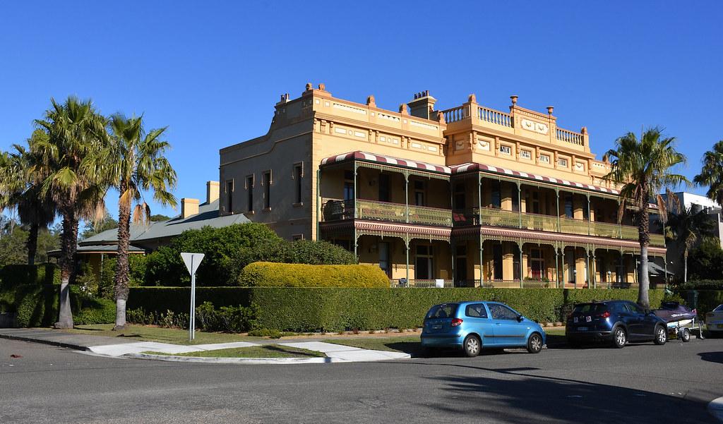 Sir Joseph Banks Hotel, Banksmeadow, Sydney, NSW.