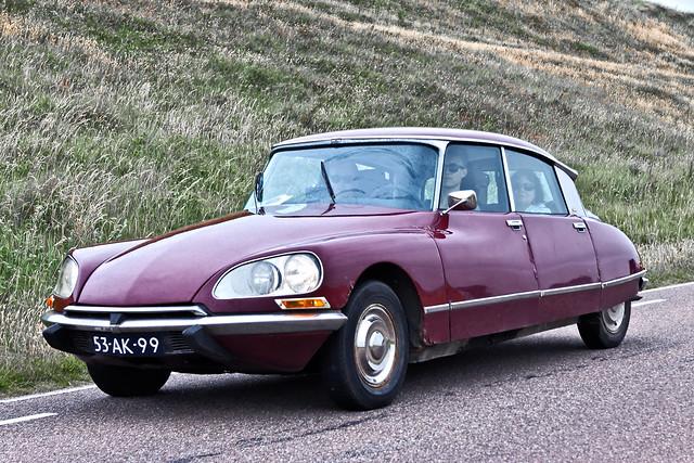 Citroën DS 23 Pallas Injection 1973 (7258)