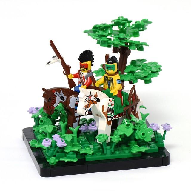 Onondaga Mounted Scouts