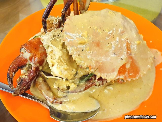 seremban butter crab