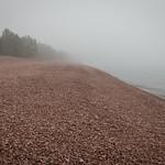 Iona's Beach Fog