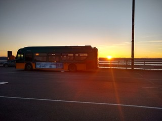 King County Metro NFI XDE35 at Vashon ferry terminal | by planet_lb