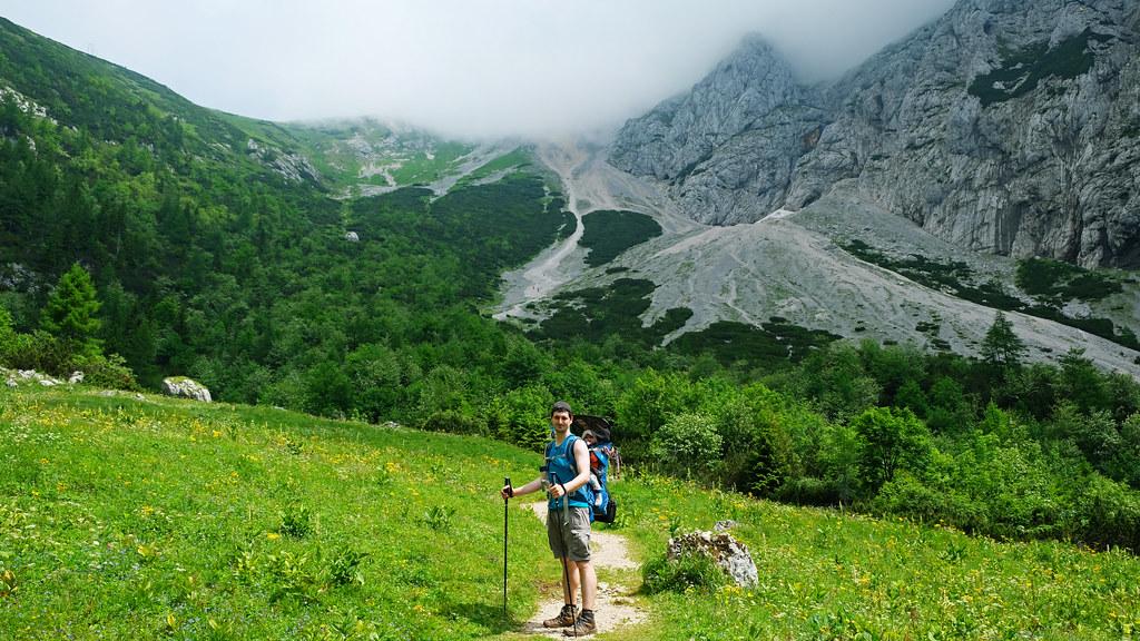 Kamnik Alps, Slovenia