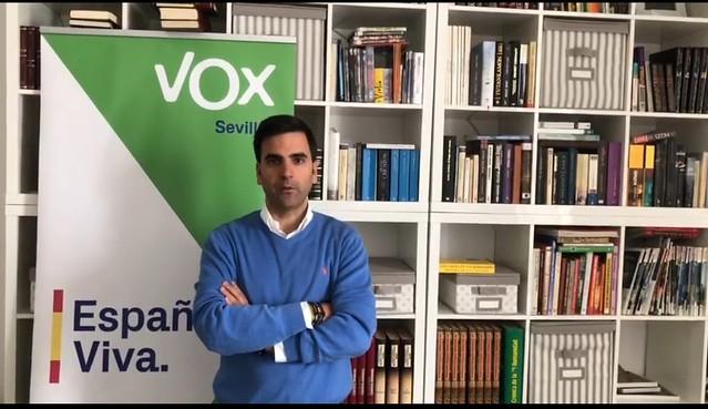 José Carlos Delgado - VOX