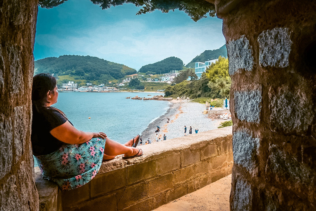 Maemiseong Castle | Things to do in Geoje Island