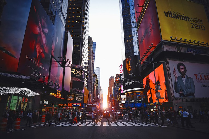 New York -nähtävyydet