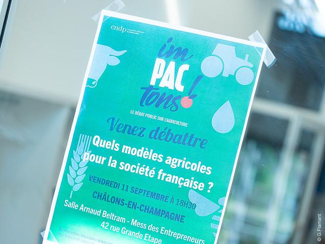 Débat imPACtons! - Réunion Châlons-en-Champagne - 11/09/2020