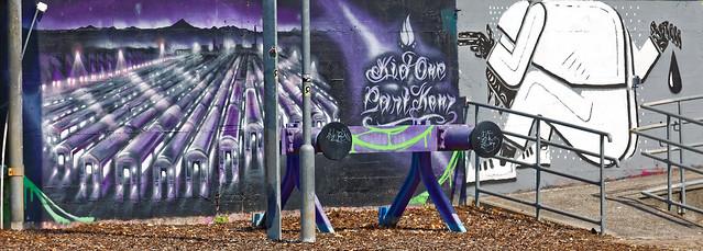 Graffiti 2019 in Kaiserslautern