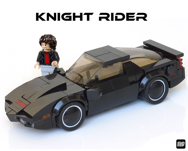 KITT - Knight Rider - INSTRUCTIONS
