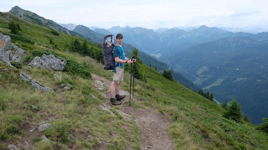 Spiegelsee Rundweg, Alps, Austria