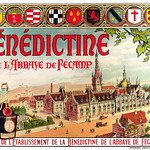 Tue, 2020-09-01 00:00 - Benedictine de l'Abbaye de Fécamp, c. 1890s.