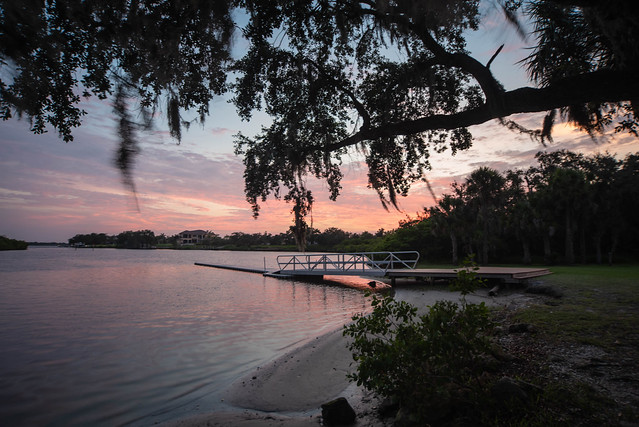 Manatee River Sunset