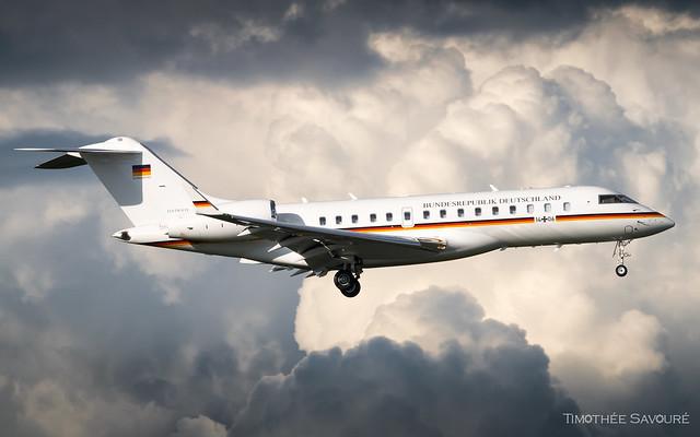 CGN   Bundesrepublik Deutschland Bombardier Global 6000   14+06