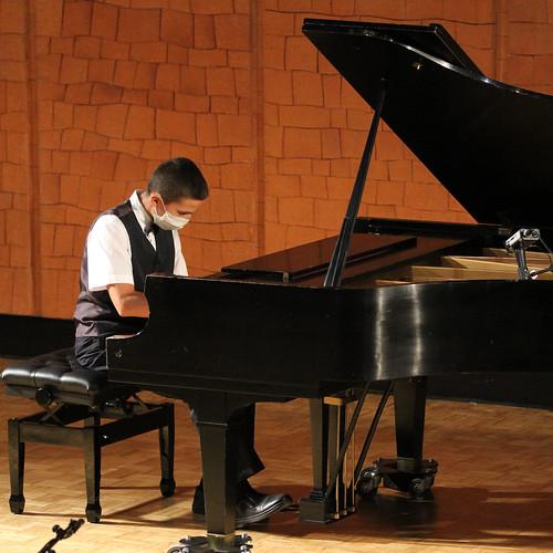 "MÁXIMO KLYETSUN, PIANO - 33º FESTIVAL DE MÚSICA ESPAÑOLA - AUDITORIO ""ÁNGEL BARJA"" CONSERVATORIO DE LEÓN 16.09.20"