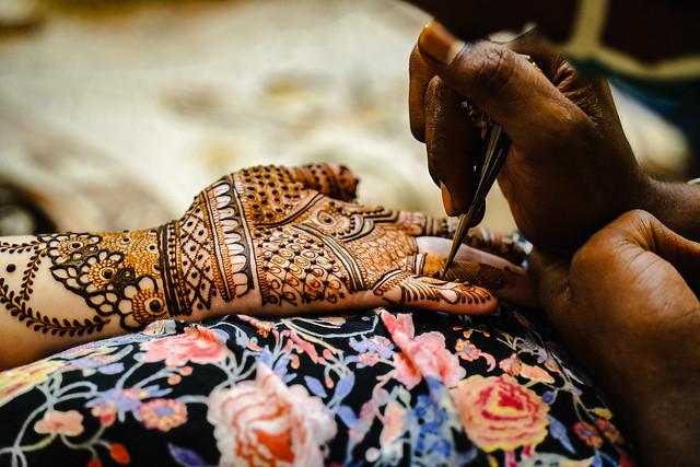 Mehndi aka Henna...