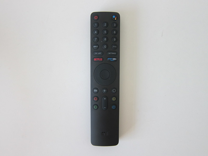Xiaomi Mi LED TV 4S 55 - Remote