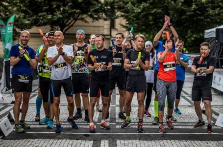 Craft týmový půlmaraton uzavře seriál v sobotu na Pankráci