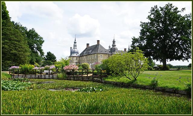 Schloss Lembeck ...