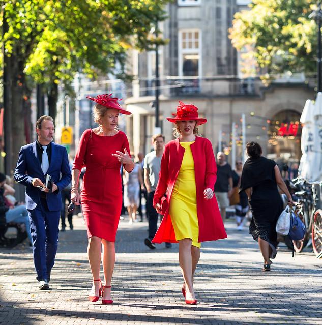 La promenade des chapeaux