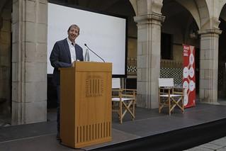 XXXII Debat de Química a l'Institut d'Estudis Catalans i lliurament dels diplomes de la 14a edició dels Premis als Treballs de Recerca de Batxillerat dins l'Àmbit de la Química