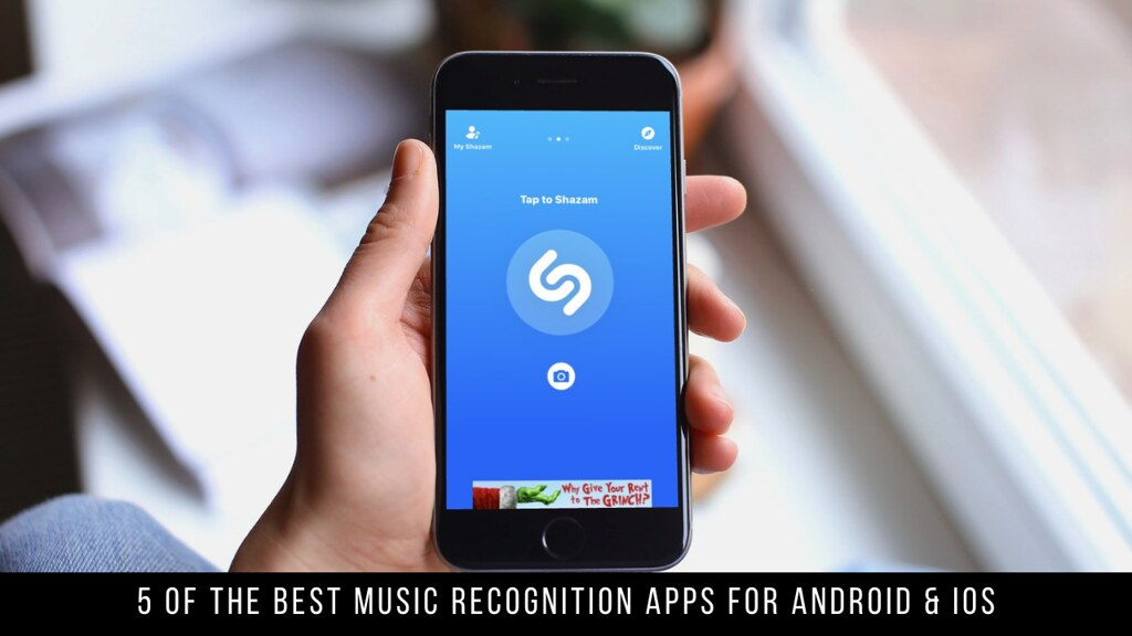 5 Of The Best Music Recognition Apps For Android & iOS
