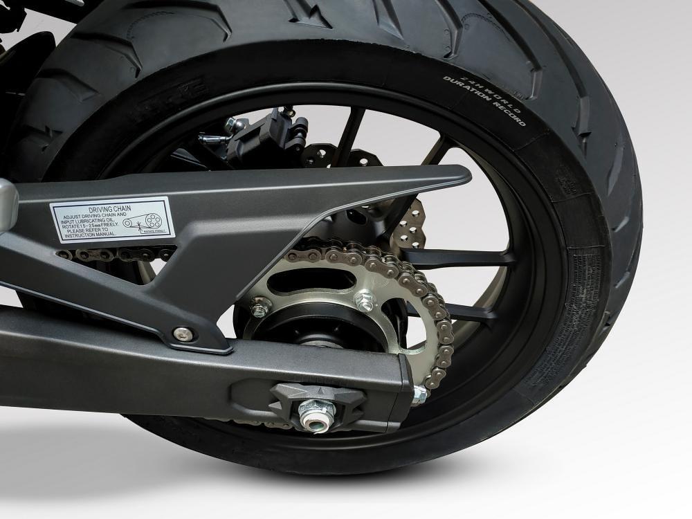 Voge Brivido 500R Tire