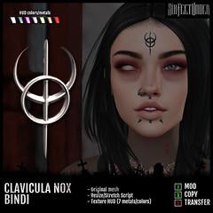 Six Feet Under - Clavicula Nox Bindi