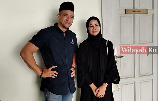 Sharnaaz Ahmad & Noor Nabila Sepakat Selesai Tuntutan