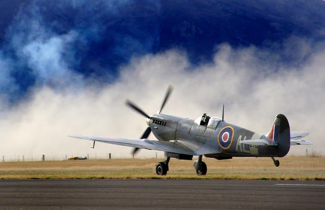 Supermarine Spitfire Mk IXc PV270