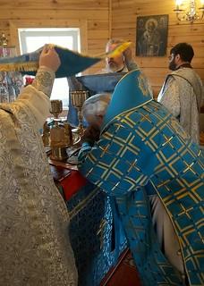 17.09.2020   Престольный праздник в церкви иконы Богородицы