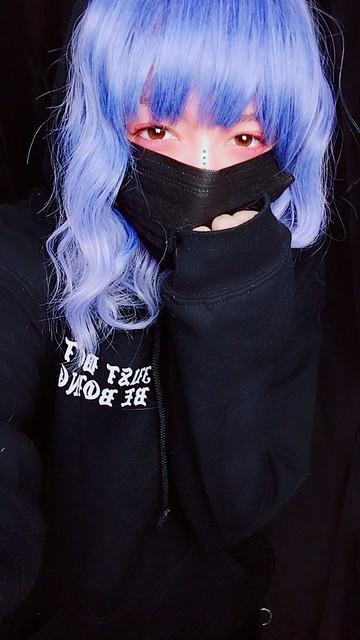 Pastel Goth Tech Wear