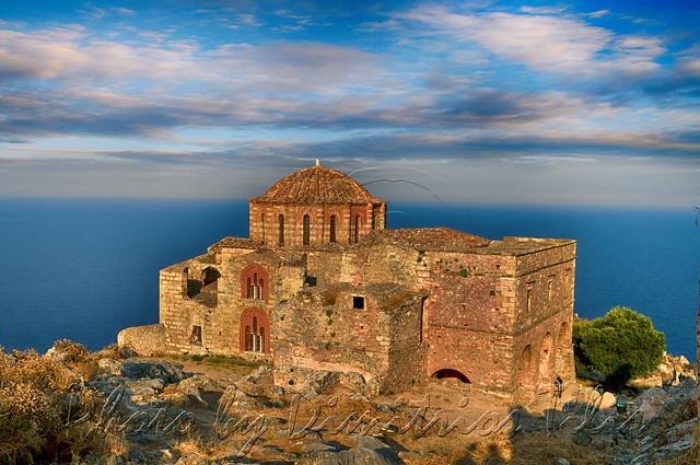 Church of Hagia Sophia at Monemvasia