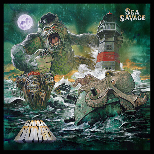 Gama Bomb Release Second Single From New Album