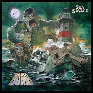 Album Review: Gama Bomb - Sea Savage