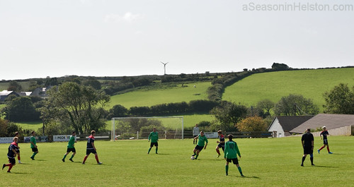 St Teath 0, St Newlyn East 1, Cornwall Senior Cup 1st round, September 2020 | by darren.luke