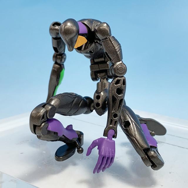 超可動骨架食玩「EVA-FRAME:福音戰士新劇場版01」預計明年 01 月推出