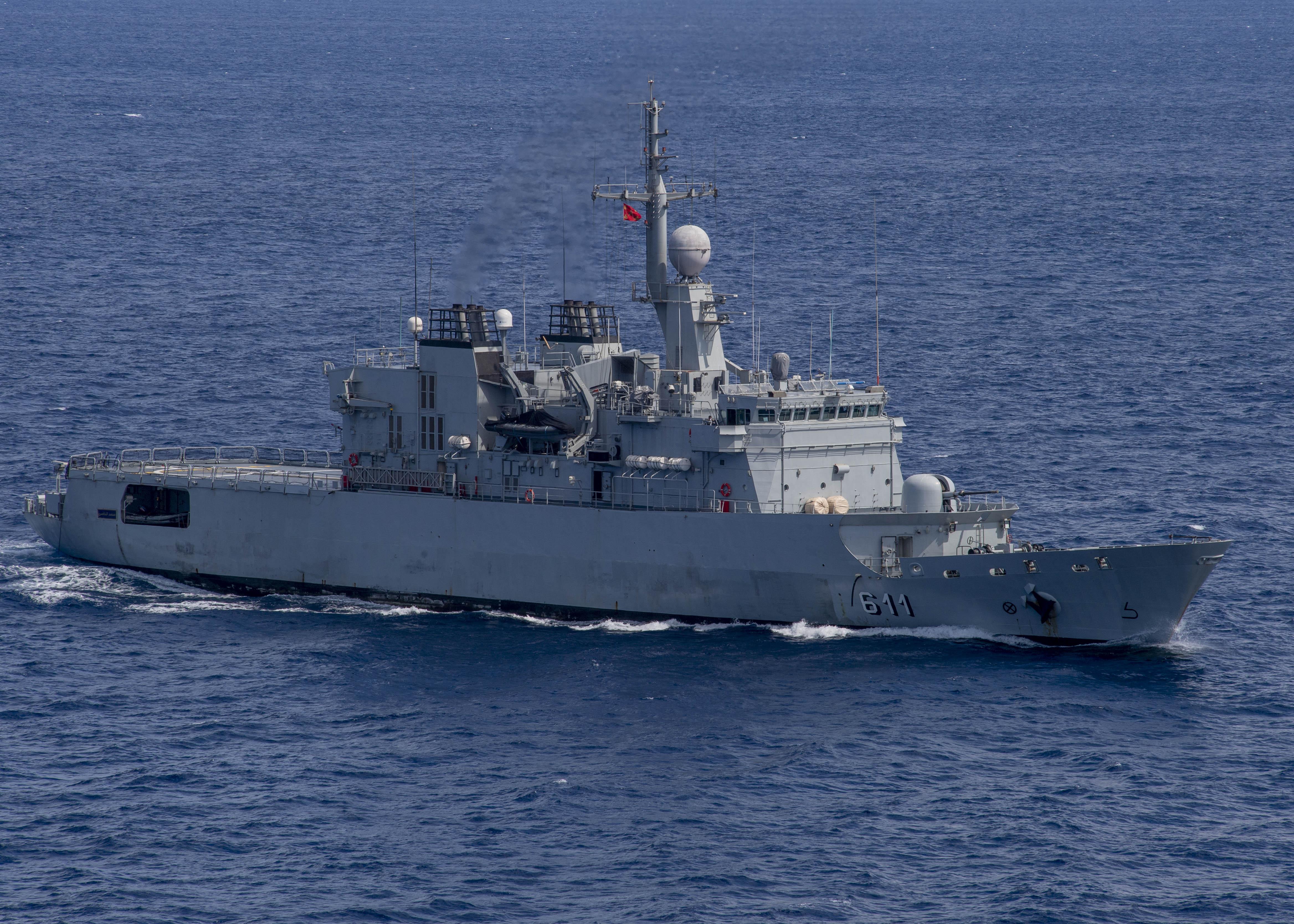 Royal Moroccan Navy Floréal Frigates / Frégates Floréal Marocaines - Page 15 50352076707_0c6f760fd4_o