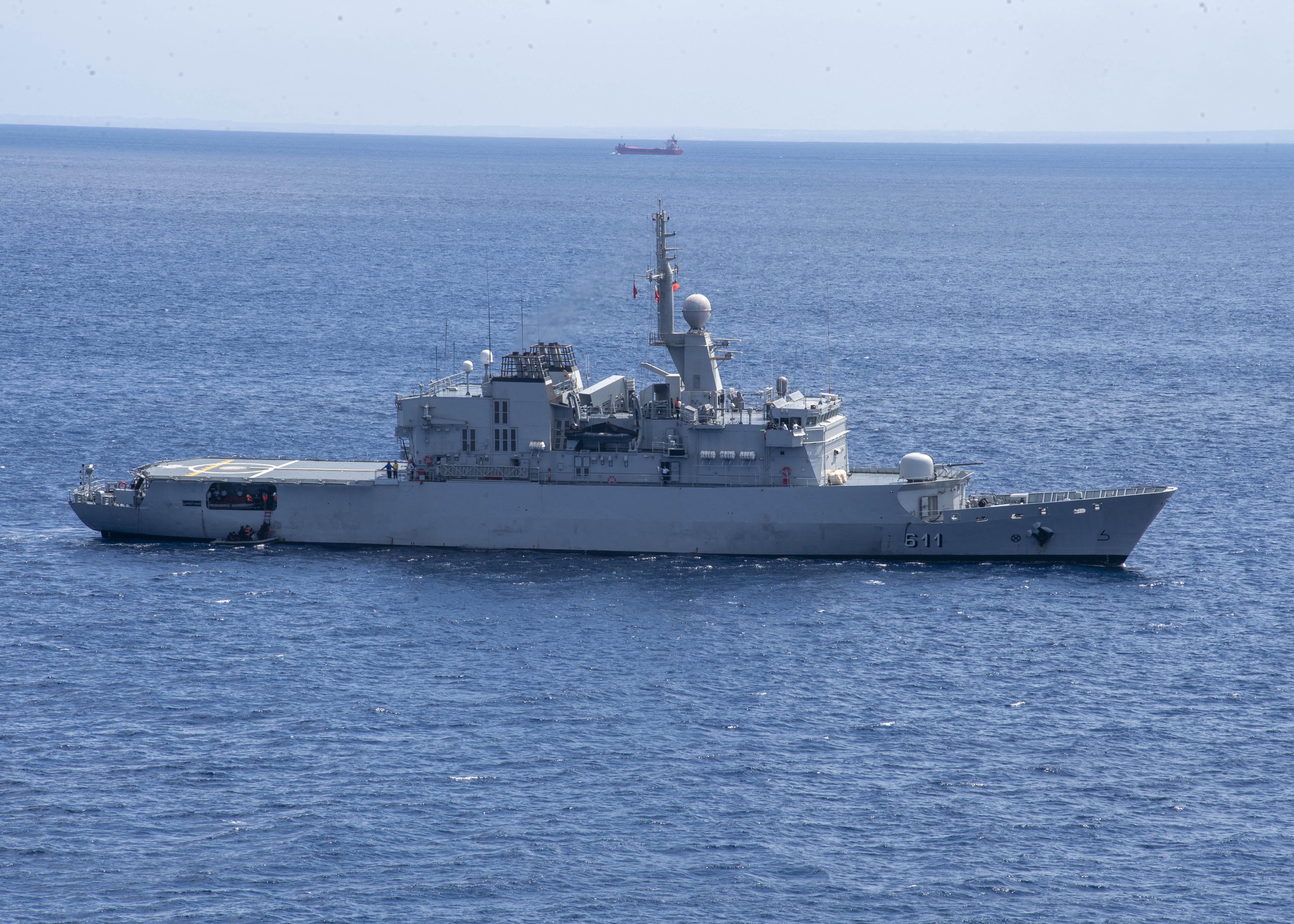 Royal Moroccan Navy Floréal Frigates / Frégates Floréal Marocaines - Page 15 50352076807_d251b64102_o