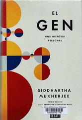 Siddhartha Mukherjee, El gen una historia personal